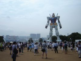 It's a Gundam 07 by innactpro