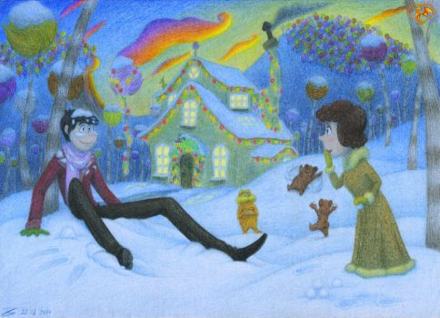 The Winter Tale by 9YellowDragon9