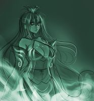 MLP H RB - Queen Chrysalis by ManiacPaint
