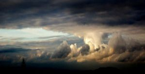 Clouds by Jaagaa