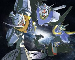 Turn A Gundam And Friends by ShinSoulThief