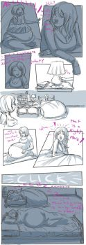 After Thanksgiving comic. by Barkis1
