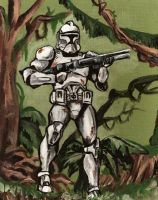 Clone Trooper by ccwildcard4