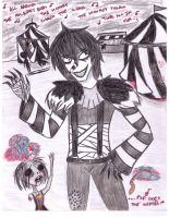 Hello, boys and girls!...(Laughing Jack) by Wicker123