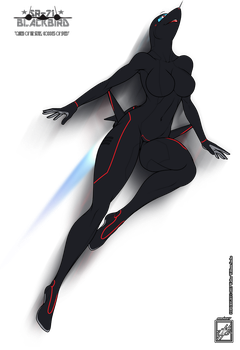 BlackBird of the Sky_colored by wsache007