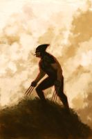 WOLVERINE WEDNESDAY - 28 by reau