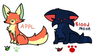 Some Adopts (1/2 OPEN) {Lowered Prices} by Piiixls