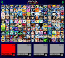 NEW Cartoon Fighters Revolution Roster (Page 1) by SuperMaster10