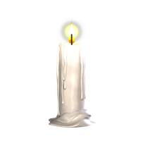 Candle 01 by DarklingStock