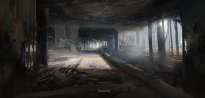 Abandoned by TitusLunter