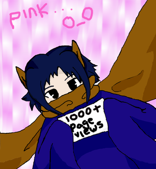 YAYZ 1000 pageviews by Chance-EXE