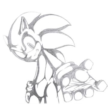 My name is Sonic by Disolution
