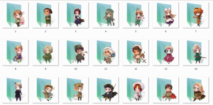 APH folder icons - Others by Ginokami6