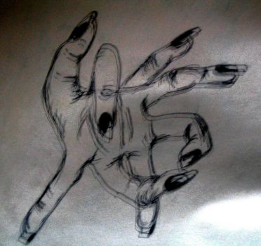 Hand by pessimistist