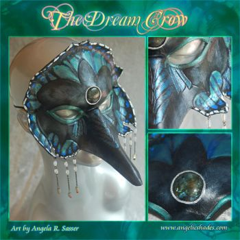 The Dream Crow by Angelic-Artisan