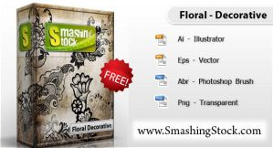 Floral Decorative Free Pack by smashing-stock