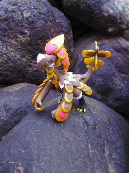 Pokemon Sun Pokemon Moon Kommo-o Clay Photo by tatanRG