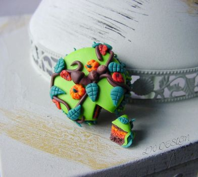 Fimo - full of autumn by LadyxWinter