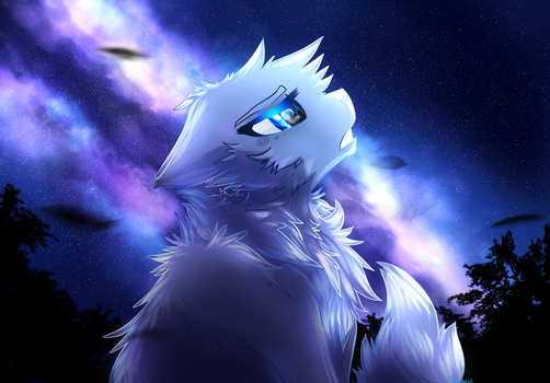 Starclan has abandoned me   Redraw by Frostedlleaf