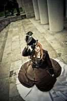 Steampunk Lydia by ToriaGria