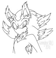 sonic mephiles coloring pages - photo#14