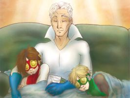 Happy Fathers Day by Skittering-Roach
