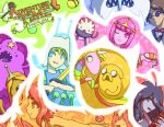 Adventure Time With Finn and Jake by GreenMangos