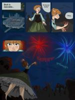 SCORCHED (Frozen graphic novel) Page 6 by RemainUndefined