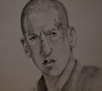 Shane Walsh by JCOwlz