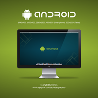 Wallpaper Android by redsoul90