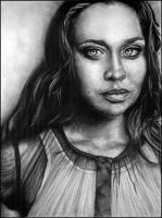 Fiona Apple by AnythingButDown