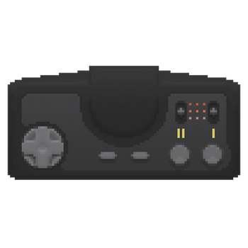 TG16 Controller in the Pixels by gfball84887