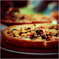i love pizza by estellamestella