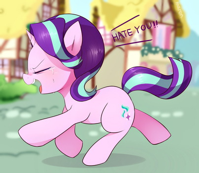 I HATE YOU !! by Marenlicious