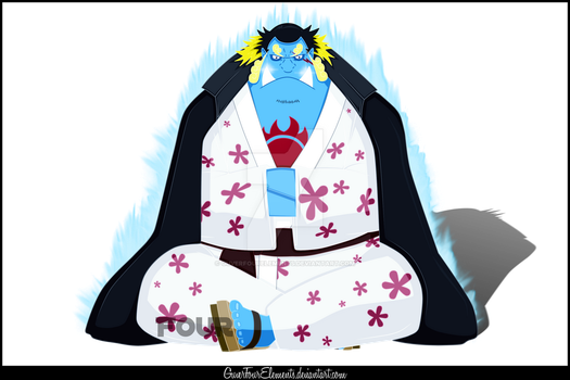 Jinbe by GuverFourElements