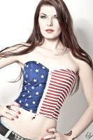 Stars and stripes by TzR