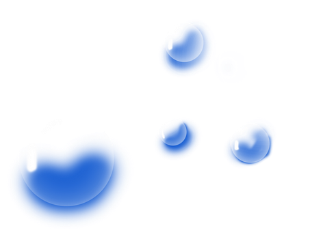 Bubbles png by vrieStock