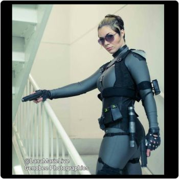 Cassie Cage by LanaMarieLive