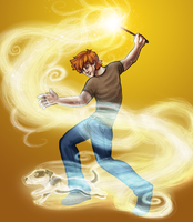 Expecto Patronum - Ron by drewsefske