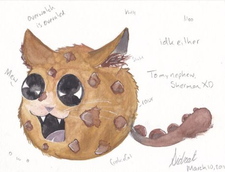 CookieCat by Sidrat-Habib