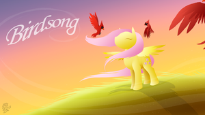 Birdsong by DragonwolfRooke
