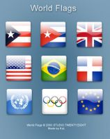 World Flags by javierocasio