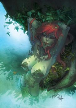 Poison Ivy by MirkAnd89