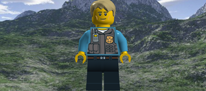 Chase McCain by Legodecalsmaker961