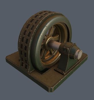 Flywheel by FredrikH