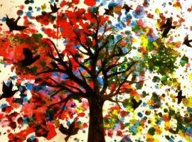 The Color Tree by likesinkingships
