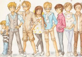 English Family 2 by gohe1090