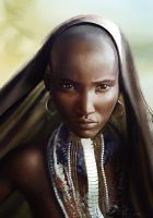 Arbore Tribe girl by eilidh