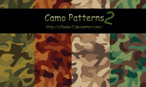 PS Patterns - Camo 2 by cfowler7
