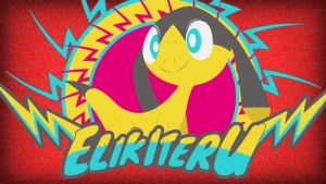 Elikiteru Animated by RicGrayDesign